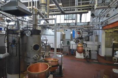 P43849; Boiling Shop in McCowan's Factory, Stenhousemuir