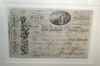1978-137-027; banknote; pound (five)