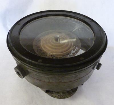 1978-271-001; compass; ship's; or binnacle