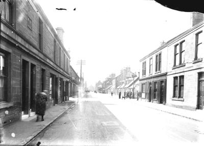 P33589; North Main Street, Stenhousemuir