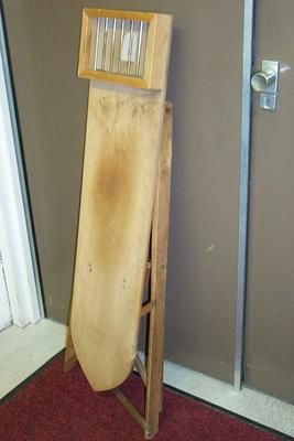 1994-031-001; ironing board