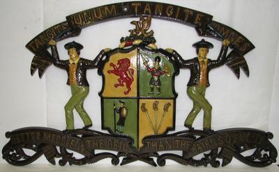 "1996-026-001; coat-of-arms; ""Falkirk Burgh"""