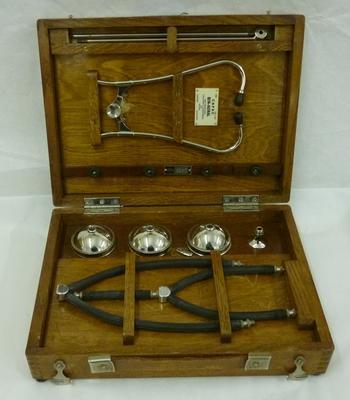1997-007-001; stethoscope