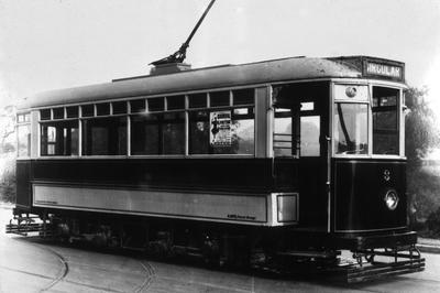 P00437; Tramcar