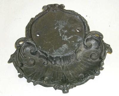 1987-112-524; plaque; decorative