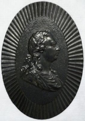 1983-042-470; pattern; medallion