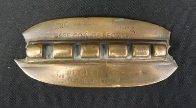 1984-045-001; coin; base detector