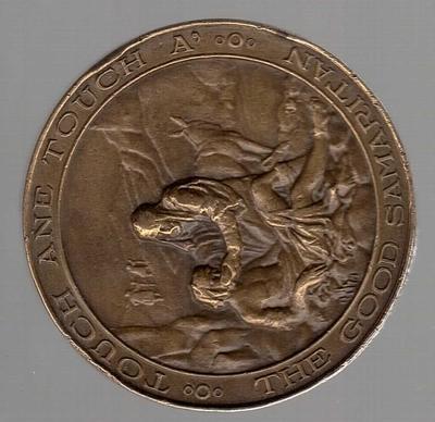 1991-016-001; medal; Falkirk Hospital