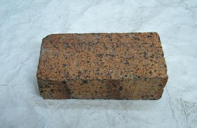 1985-007-002; brick; refractory