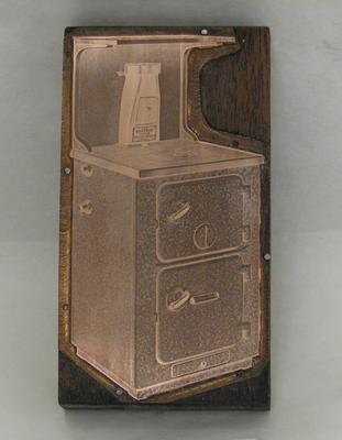 1980-031-010; printing block