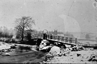 P01892; Deal Bridge, River Carron, Denovan, Dunipace