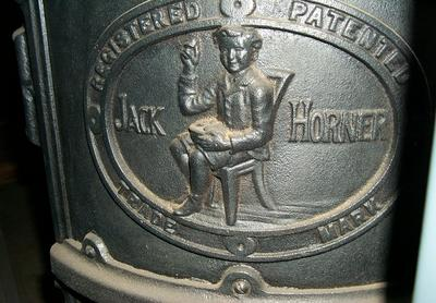 """1985-010-001; boiler; """"Jack Horner"""""""