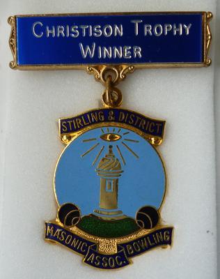 2001-018-017; badge; award