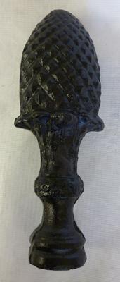 1976-024-001/002; railing bar head