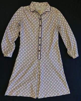 "2001-068-001; dress; ""Marks and Spencer"""