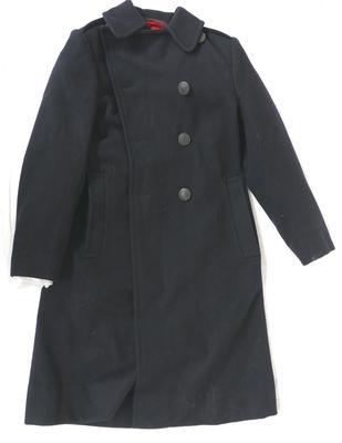 1985-066-001; coat; man's Red Cross