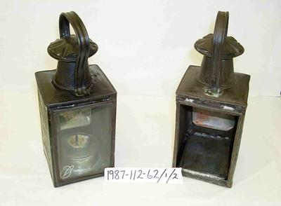 1987-112-062; lamp; watchman's