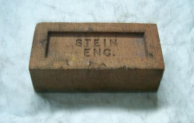 2001-083-005; brick; refractory