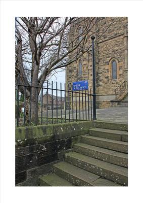 P45500; Exterior of Erskine Parish Church