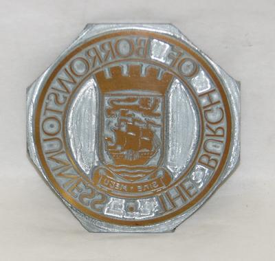 1978-298-001; Printing Block