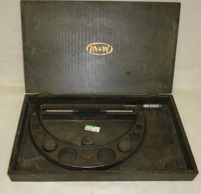 2002-046-007; micrometer