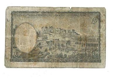 2003-055-046; banknote; pound (5)