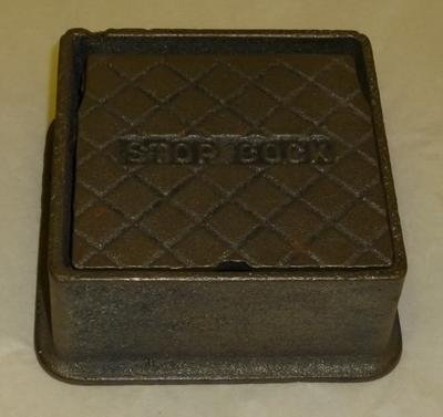 1993-045-081; stop cock cover