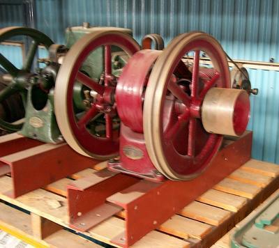 1983-005-002; engine; stationery