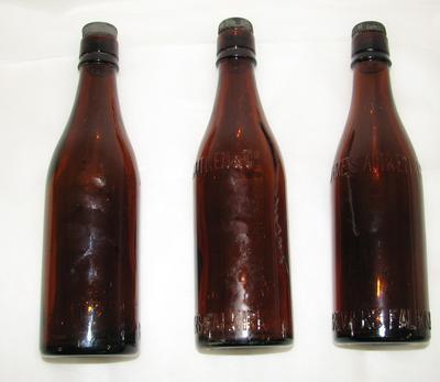 1991-059-003; bottle; beer (Aitken)