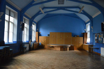 P45739; Recreation Hall, Erskine Parish Church