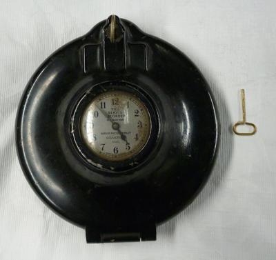1989-029-001/001; clock; recording
