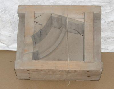 1980-042-005; mould; brick