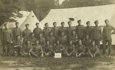 P45912;  Troop of 3/3rd  Scottish Horse