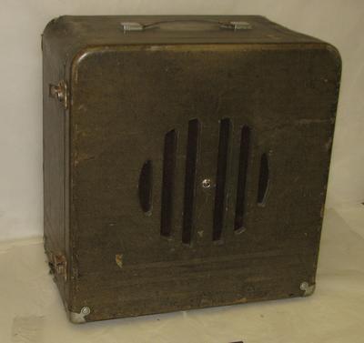 1986-097-001/003; speaker