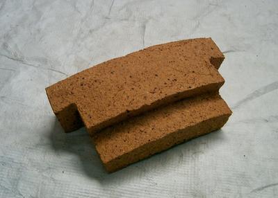 1979-047-003; brick; refractory
