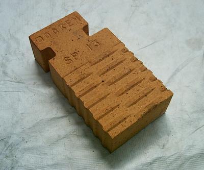 1979-049-002; brick; refractory