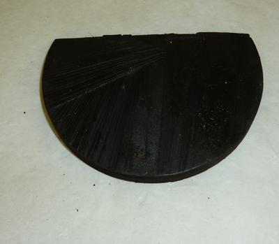 1979-027-114; rubber heel