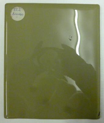 1977-038-058; enamel test plate