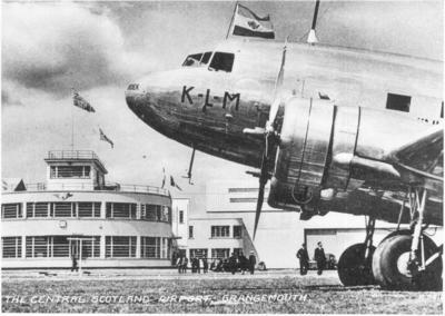 "P12358; ""The Central Scotland Airport, Grangemouth"""