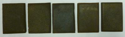 1977-038-134; enamel test plate