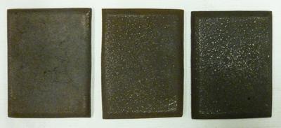 1977-038-135; enamel test plate