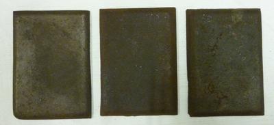 1977-038-137; enamel test plate