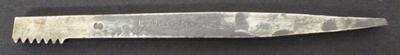 1978-347-113; thread chaser; metalwork