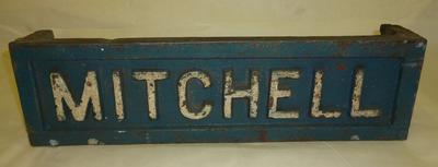 1978-422-001; nameplate