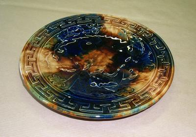 2005-020-073; plate