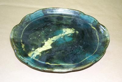 2005-020-076; platter