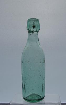 2015-014-001; bottle (J.A. Gunn)