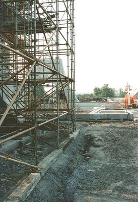 P41671; Construction of the Falkirk Wheel