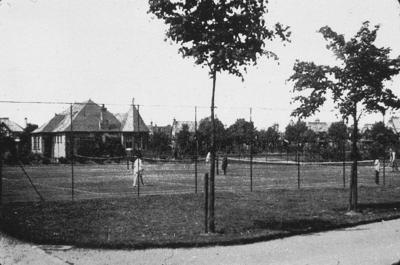 P14059; Zetland Park Tennis Courts