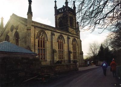 P56738; Dunipace Old Parish Church, Denovan